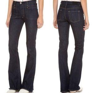 Theory Leonata Jeans, Sz 31, Raw Blue